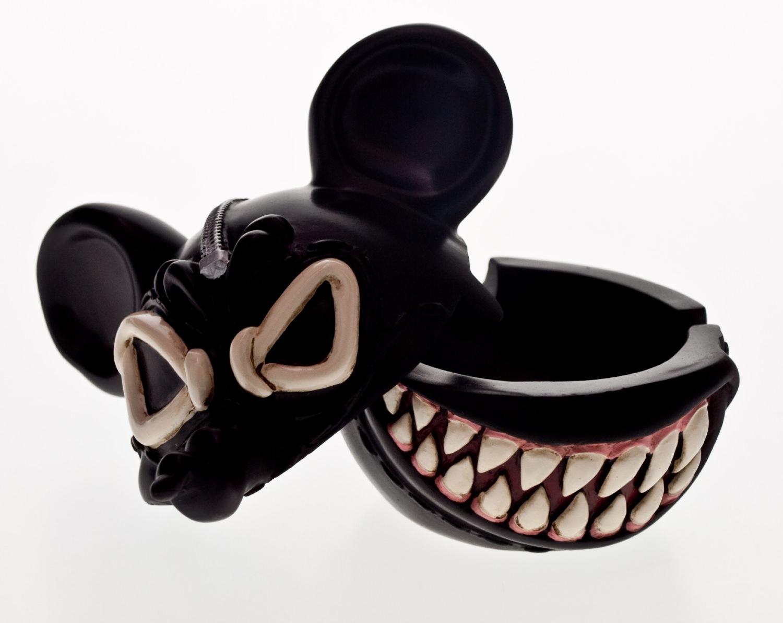 Monster aschenbecher bad micky mouse h:7cm d:7cm