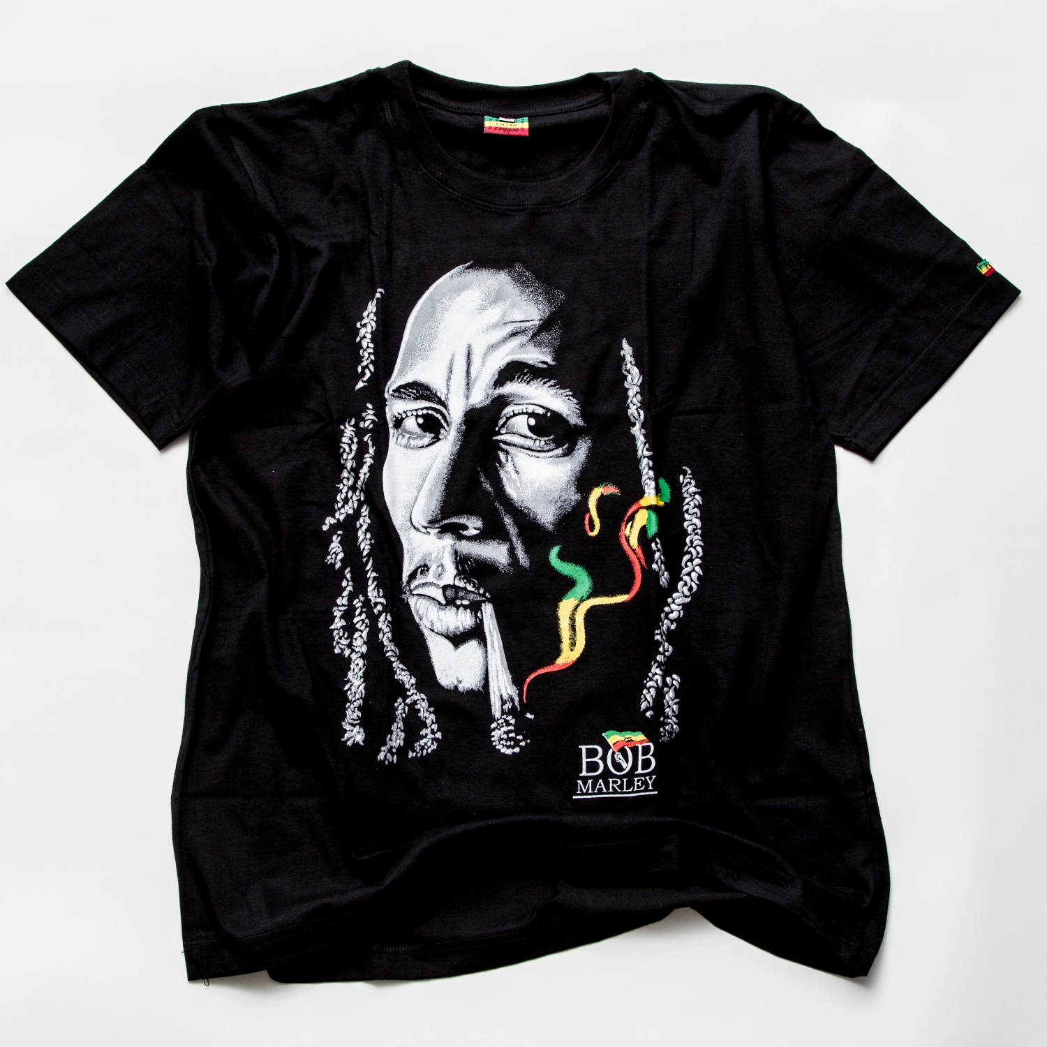 Bob Marley was born 6 February on the farm of his maternal grandfather in Nine Mile, Saint Ann Parish, Jamaica, to Norval Sinclair Marley (–) and Cedella Booker (–). Norval Marley was a white Jamaican originally from Sussex, England, whose family claimed Syrian Jewish origins.