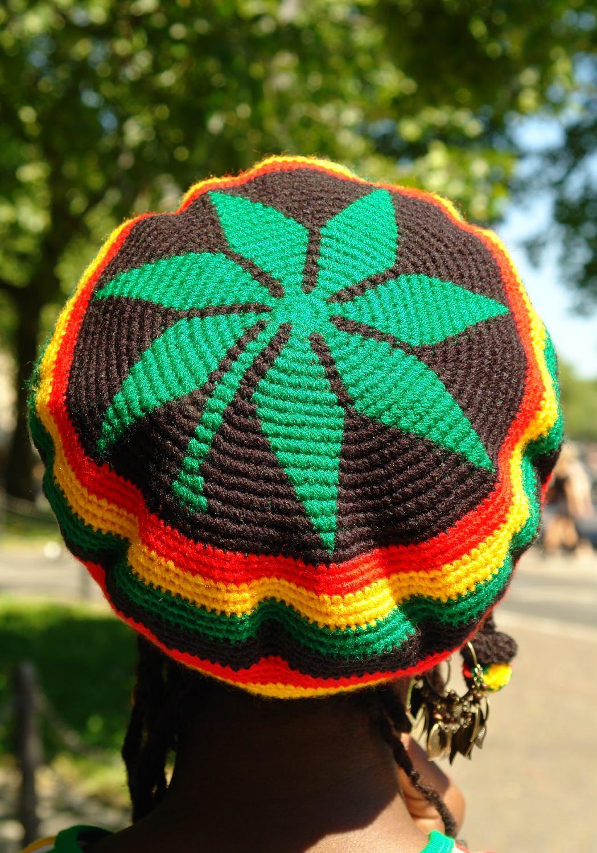 Rasta Mütze, Reggae Mützen für Dreads, Ballonmütze, Dreadlocks - Seite 3