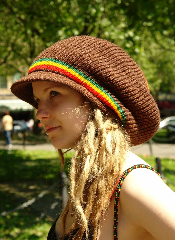 Rasta & Reggae Kleidung Rasta Shirt Mütze T-Shirts Mützen