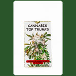 "Kartenspiel ""Cannabis Top Trumps"""